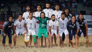 پیام تبریک رئیس اداره ورزش و جوانان آبادان درخصوص قهرمانی تیم ملی در رقابت های جام بین قاره ای فوتبال ساحلی